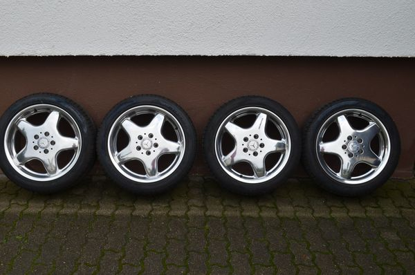 Mercedes AMG Alufelgen HWA 1704010102