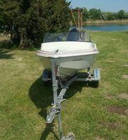 Motorboot Hellwig Jet 35 PS