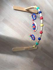 Spielebogen Selecta aus Holz - Babyspielzeug -