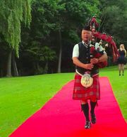 Bagpiper 0176-50647666 Live Music Booking