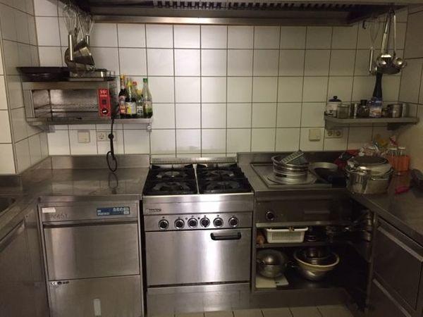 Verkaufe Gebrauchte Gastro Küche In Lindenberg Gastronomie