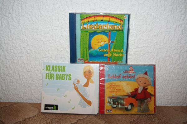 Kinder CD s für die