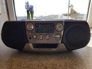 Sony Radio CFD-V27L CD Radio-Cassetten-Recorder