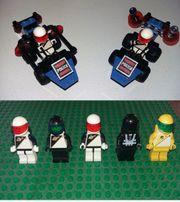 LEGO SPACE Fahrzeuge u Figuren