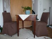 antik Holztisch Tisch Eßtisch Eiche