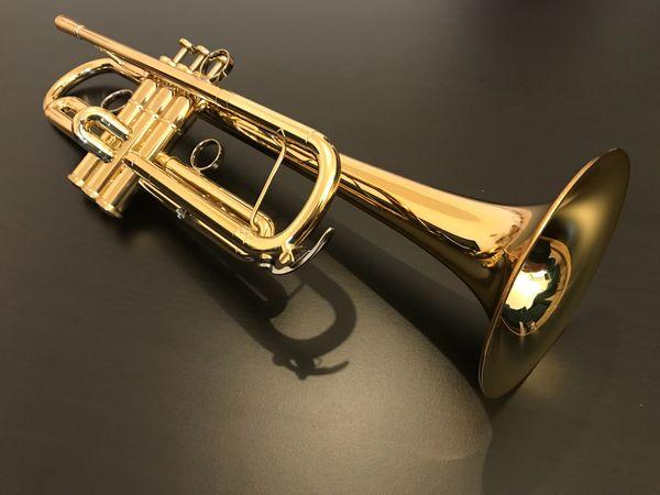 B Trompete Yamaha Custom YTR