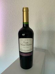 12 Fl Rotwein aus Chile