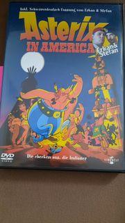 DVD Video Asterix in America