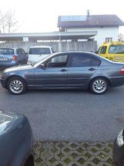 Verkaufe BMW 318d