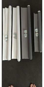 Ikea Rollo - unterschiedliche Farben und