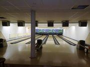 Bowlingbahn Gaststätten- und Hotelinventar Versteigerung