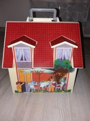 Playmobile Puppenhaus mit anderen Sets
