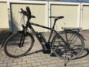Raleigh Stoker B9 - Pedelec Trekking-Herren-Fahrrad