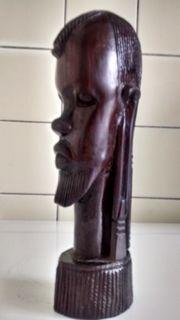 Zu verkaufen afrikanische holzstatue