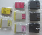 11 Stück Druckerpatronen Brother Tinte