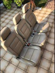 Autositze VW Sharan