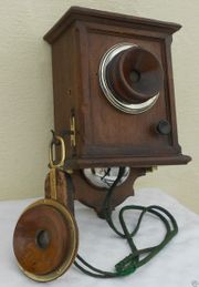 Telefon Siemens Halske Berlin 1895
