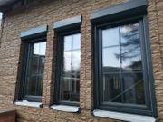 6 hochwertige unverbaute Kunststofffenster mit