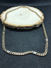 Goldkette mit Diamanten
