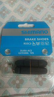 Brakeshoes Bremsschuhe Shimano