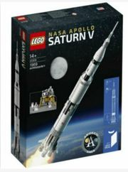 Lego 21309 Nasa Apollo Saturn