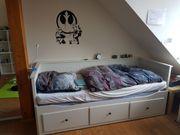 IKEA-Bett Hemnes