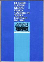 Sängerlust seit 1892 in Frankfurts