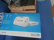 Wii U weiß 8GB und