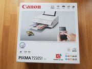 Canon PIXMA TS5051 Farbtintenstrahl-Multifunktionsgerät