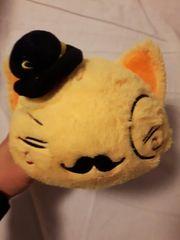 Katze gelb Convention wie neu