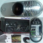 Motorola Aura Luxus Handy