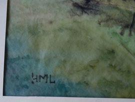 Bild 4 - tolles altes Gemälde Herta Meyer - Limburg Limburg an der Lahn