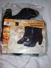neue modische Damen Stiefelletten größe