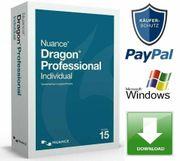 Nuance Dragon Prof Individual15 0