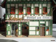 Gasthof mit Metzgerei und Biergarten