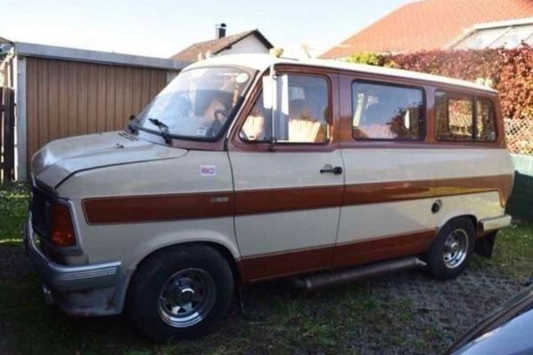 Kfz Ford Wohnmobil Zulassung Erstzulassung