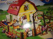 Ponyhof von Playmobil