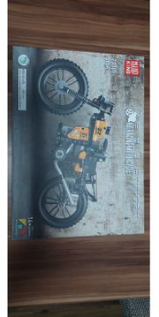 Bluebrixx Bausatz RC Motorcycle Mould