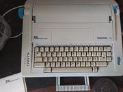 Elektrische Schreibmaschine Gabriele 110