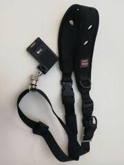 Kameragurt Carryspeed für DSLR Kameras