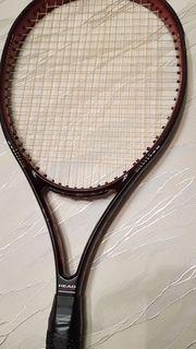 Tennisschläger zu verkaufen