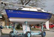 Segelboot Dufour 1800 mit Liegeplatz