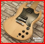 Gibson SG Raw Power Maple