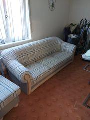 3 Teilige Sofa Garnitur