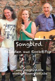 Die Band SONGBIRD ansteckender Spass