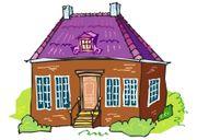 Haus oder 4 Zimmer Wohnung