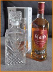 Grants Whisky Glaskaraffe