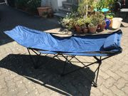 Feldbett - Campingliege