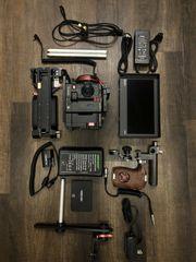 Kinefinity Terra 6K Cinema Kamerapaket