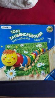 Toni Tausendfüßler Kinder Spiel